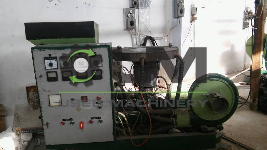 Blown Film Extruder Suitable For Ldpe Www Used1machinery