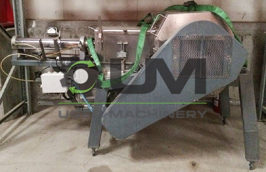 UsedMachinery.gr - USED CHEESE GRATER CAVECCHI
