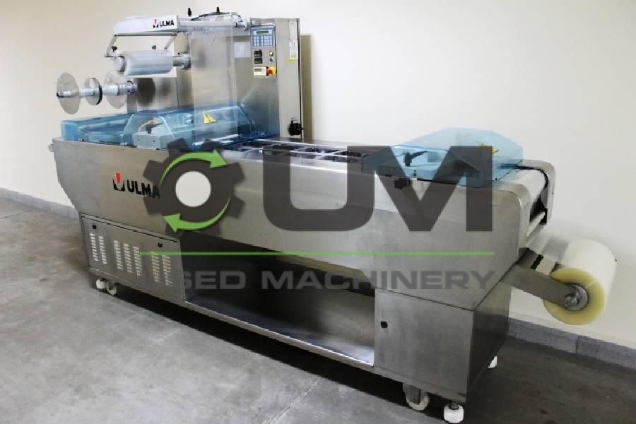 ULMA TF-MINI - Thermoforming machine used