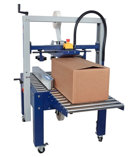 Αυτόματη κλειστική μηχανή χαρτοκιβωτίων Μεταχειρισμένη Robopac
