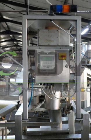 Metaldetector vertical THS/FFV-130